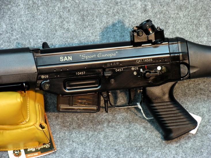 carabine di precisione canna rigata 2 armi nuove e usate. Black Bedroom Furniture Sets. Home Design Ideas